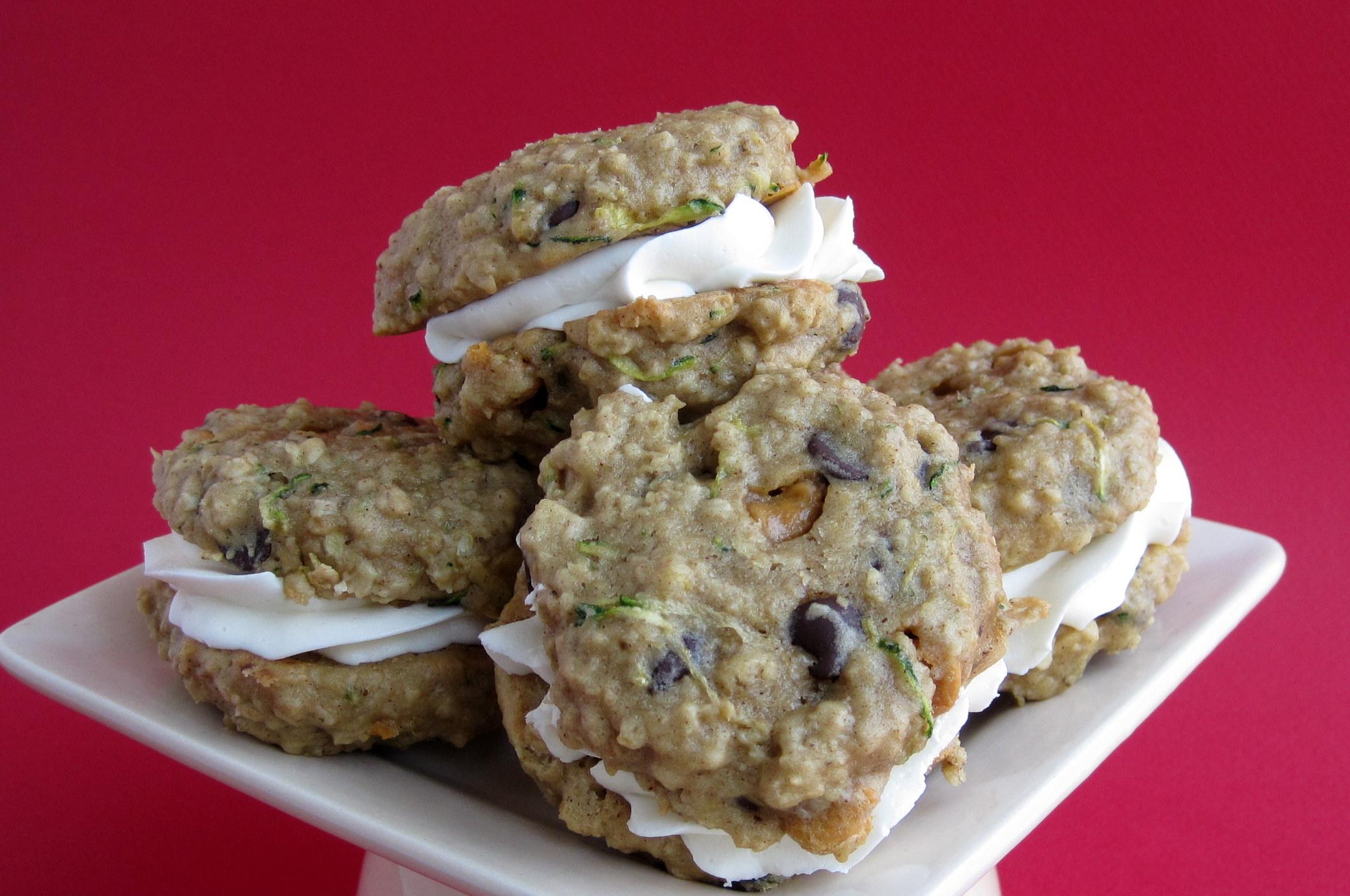 Oatmeal Zucchini Cookies » Oatmeal Zucchini Cookies 2