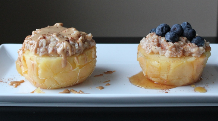 Baked Apple 'Cupcakes'