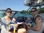Father's Day boat ride